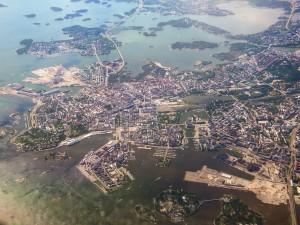 Helsinki wyspy