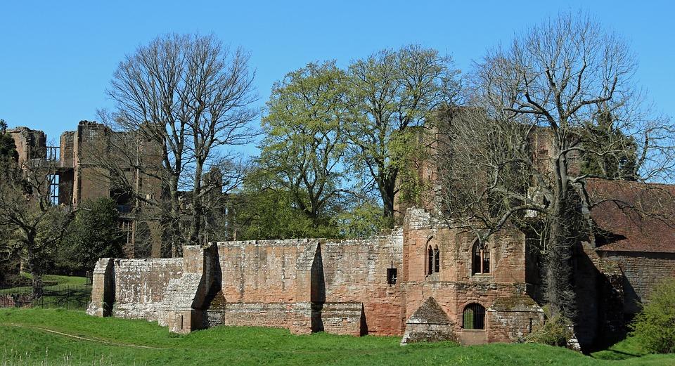 Kenilworth Castle (fot. pixabay.com)
