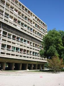 """""""Jednostka Mieszkaniowa"""", Marsylia (fot. UNESCO)"""