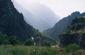 Zachodni Tien-Szan (fot. UNESCO)