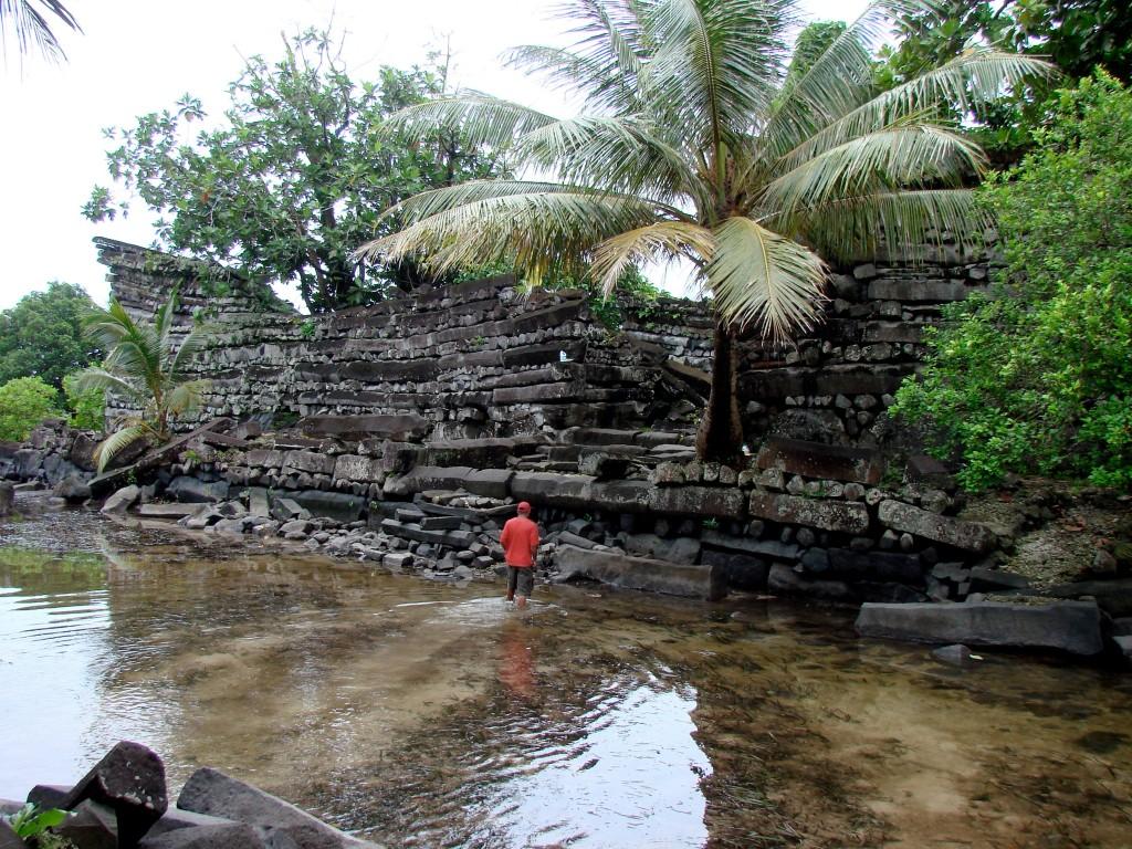 Nan Madol (fot. UNESCO)