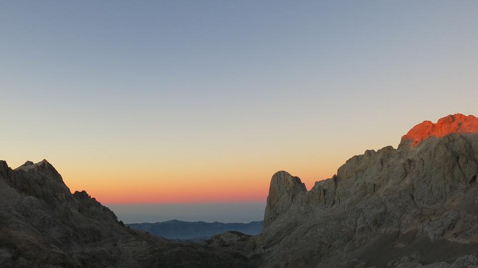 Przepiękne widoki z Pico Uriellu (fot. pixabay.com)