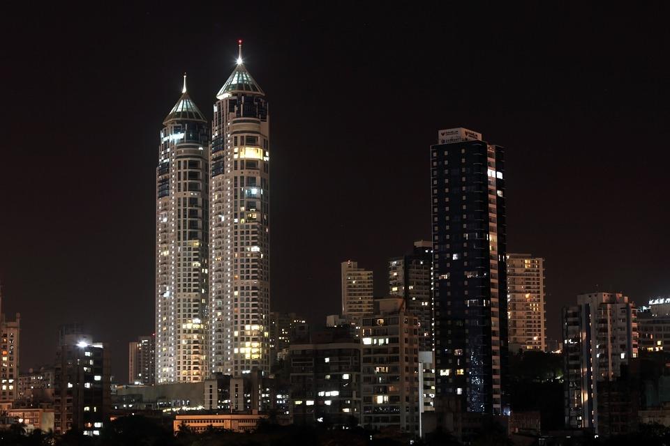Kolejna twarz Mumbaju (fot. pixabay.com)