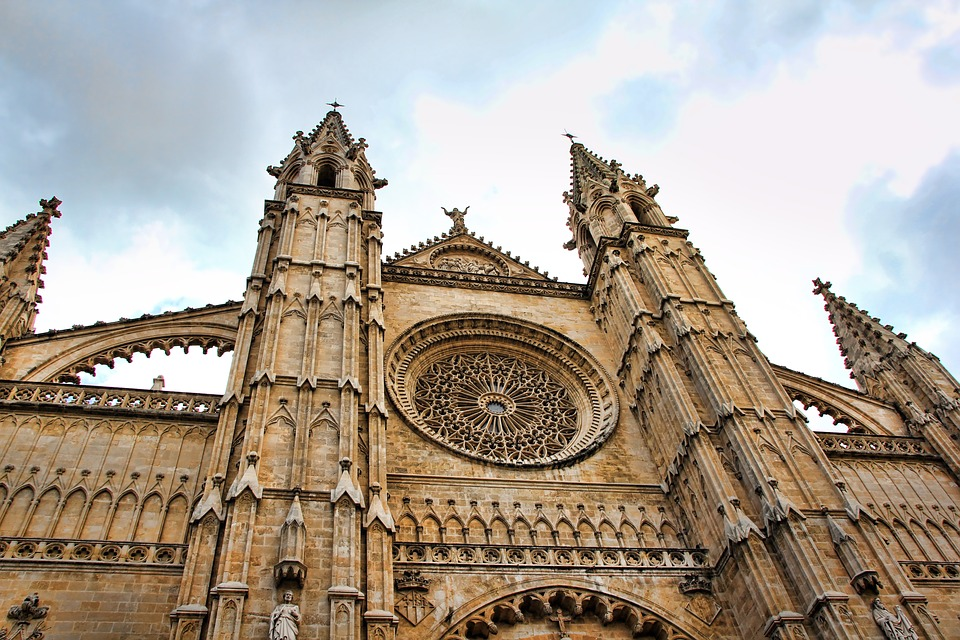 Katedra w Palma de Mallorca (fot. pixabay.com)