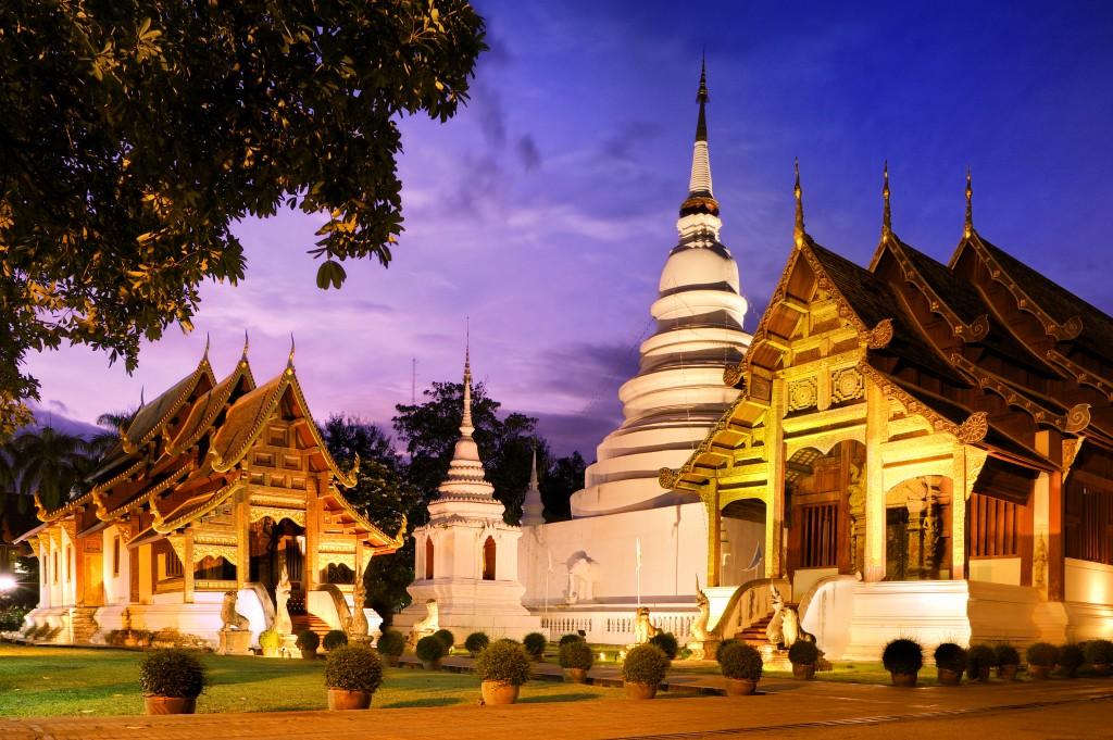 Wat Phra Singh (fot. commons.wikimedia.org)