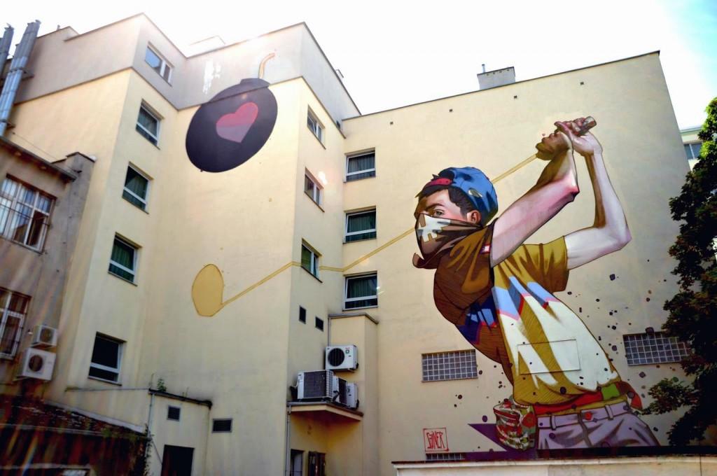 Gdynia (fot. streetartnews.net)