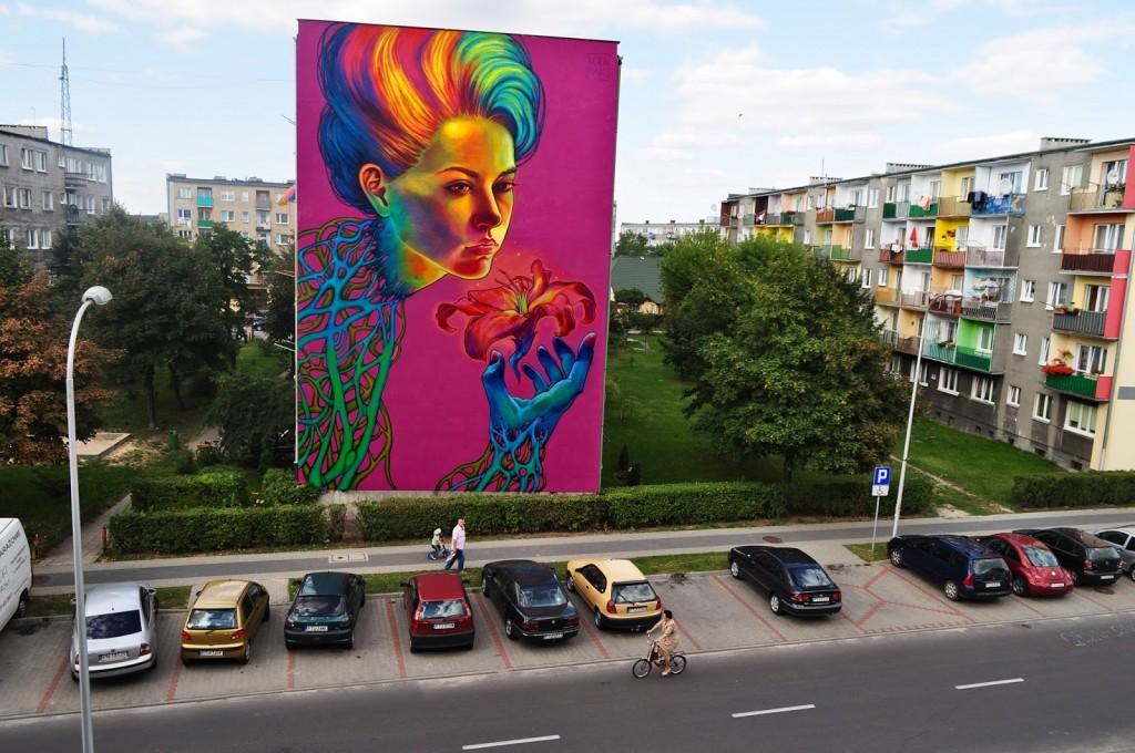 Turek - Natalia Rak (fot. streetartnews.net)