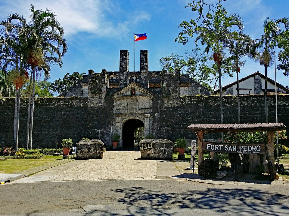 Fort San Pedro (fot. pixabay.com)