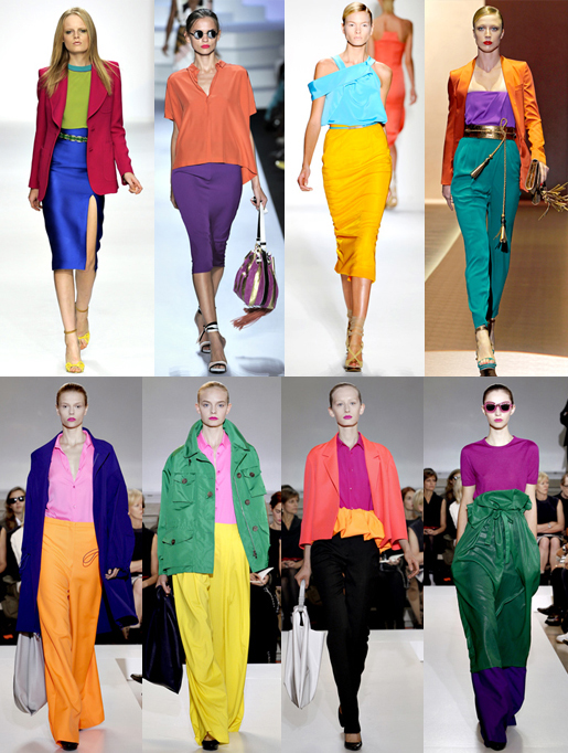 co to jest color blocking