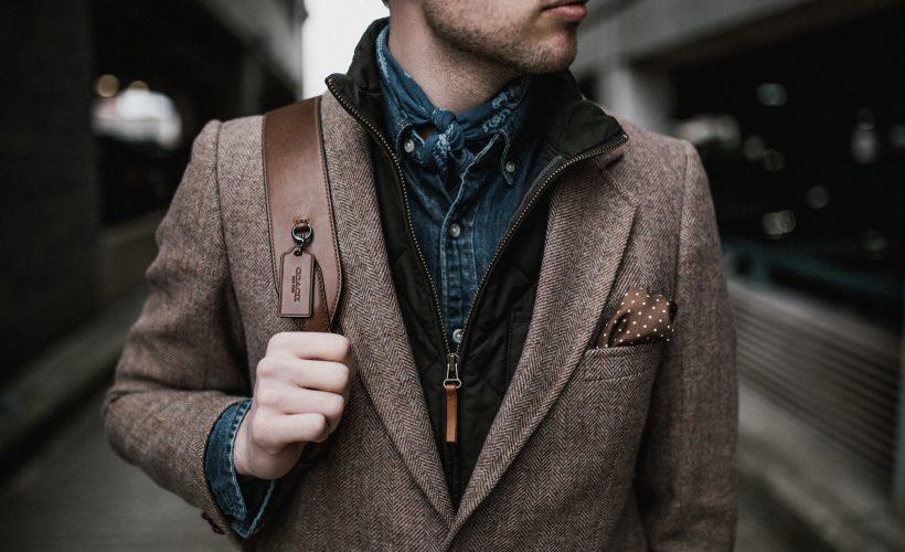 Jak powinien ubierać się mężczyzna