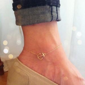 bransoletki na stopy