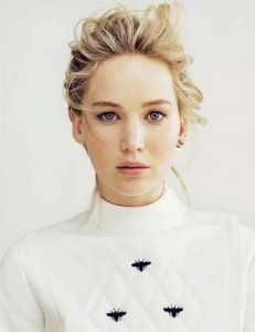 Jennifer Lawrence - Ikona Mody