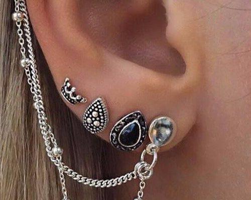 najmodniejszy piercing