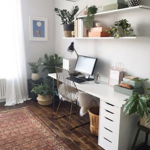 Stylowe biuro
