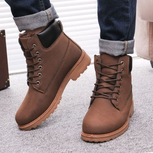 Męskie buty na zimę
