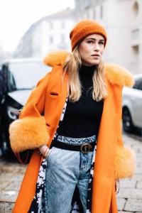 Najlepsze stylizacje z Fashion Week 2017