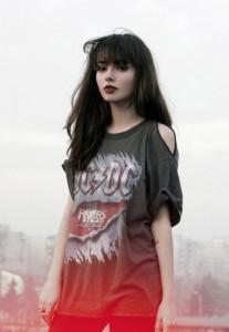 Rockowe stylizacje dla kobiet