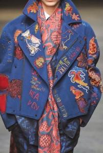 Kolorowe kurtki na zimę