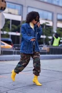 Nowojorski styl w ubiorze