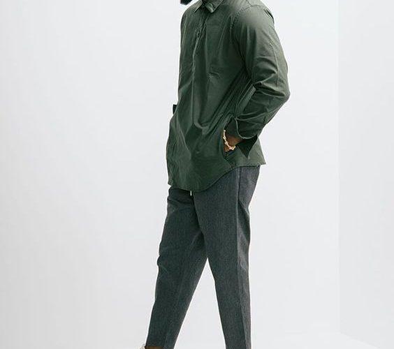 Militarne ubrania dla mężczyzn