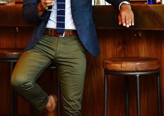 Stylizacje dla mężczyzn do biura