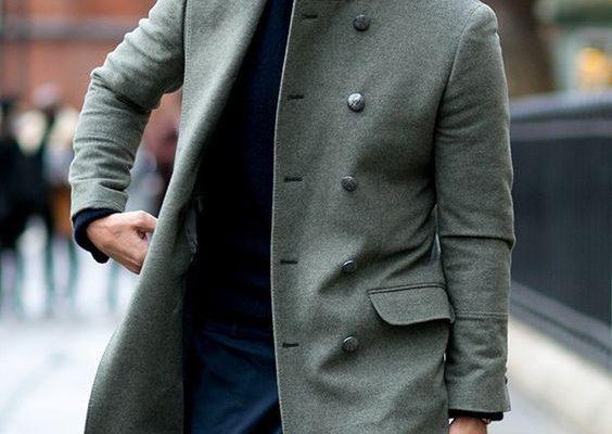Zimowe kurtki dla mężczyzn