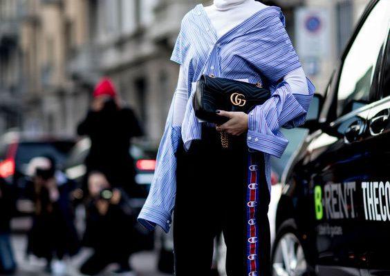 Najlepsze stylizacje z Fashion Week 2017cje z Fashion Week