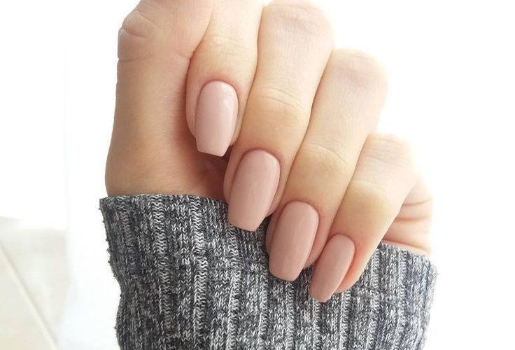 Modny Manicure Na Jesień 2017 Jaki Kolor Paznokci Frix