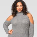 swetry dla kobiet plus size