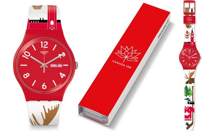 Zegarki Swatch na święta