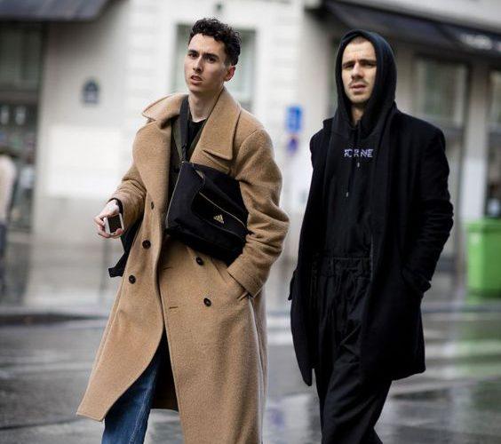 Street style dla mężczyzn