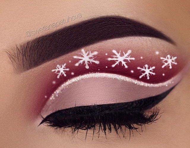 Idealny makijaż na święta