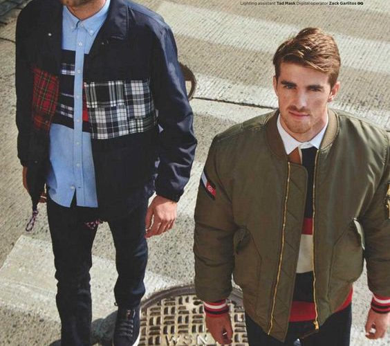 The Chainsmokers ambasadorem marki Tommy Hilfiger