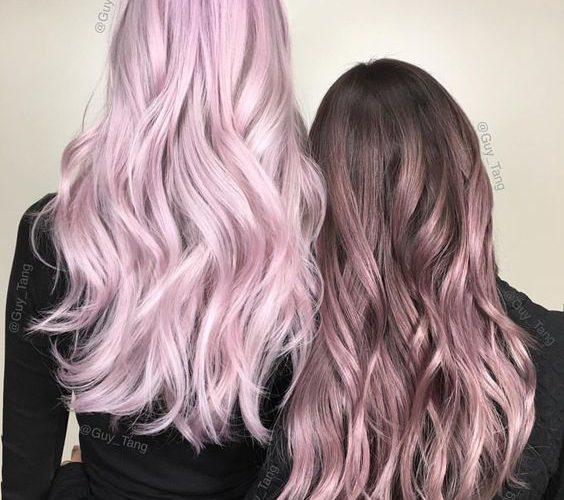 Metaliczne włosy hit czy kit?