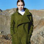 Kolorowe ubrania na zimę
