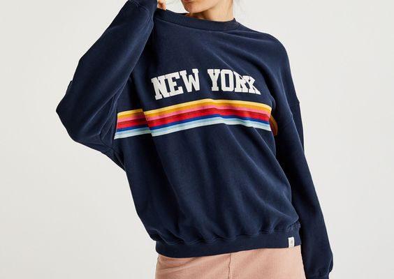 Modne bluzy na zimę