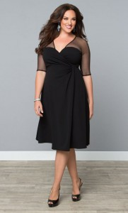 Jakie sukienki dla kobiet plus size