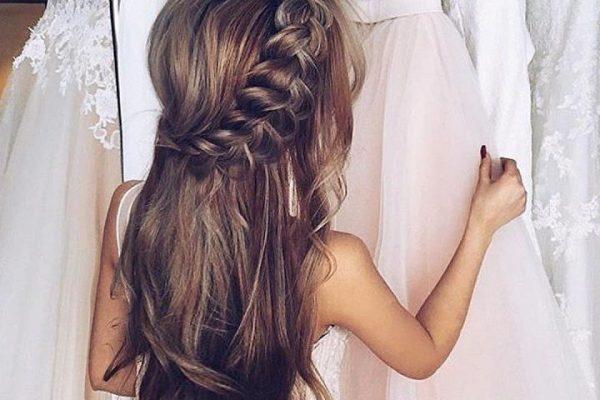 Idealne fryzury ślubne