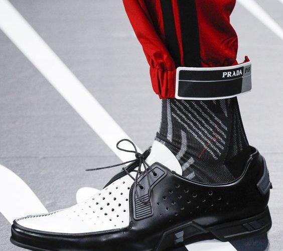 Buty dla mężczyzn na 2018 r