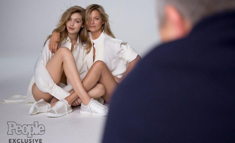 Kampania Stuart Weitzman z top modelkami