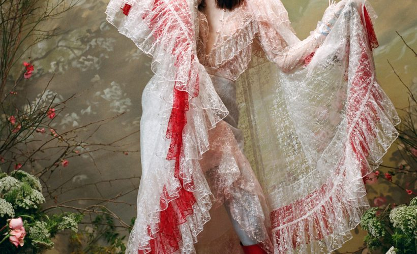 Nowy lookbook Rodarte