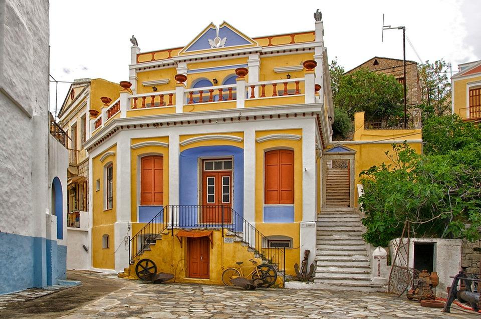 symi grecja