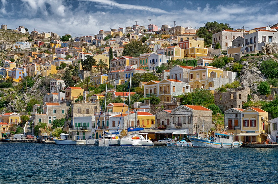 wyspa symi grecja