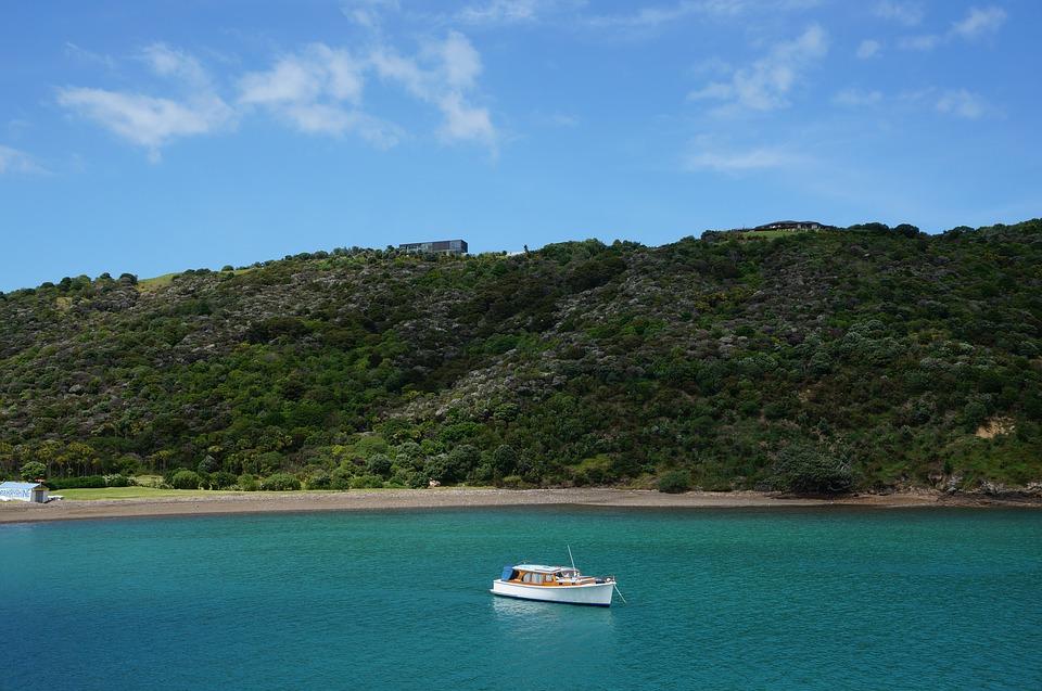 wyspa waiheke