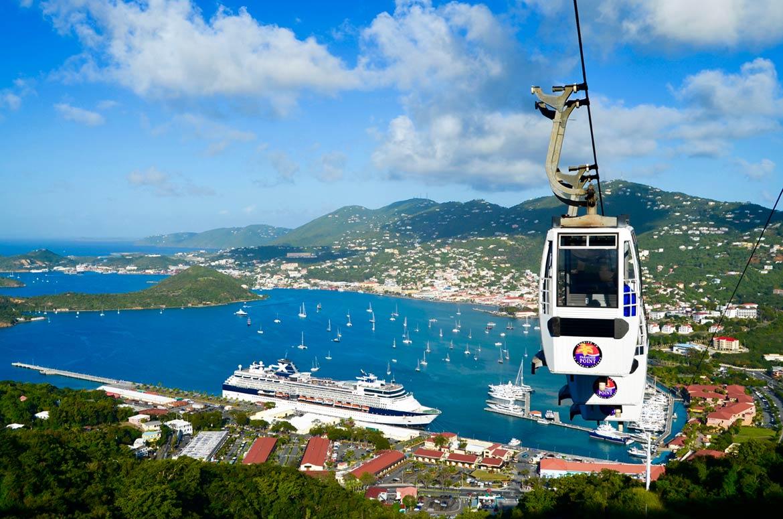 Wyspy Dziewicze USA Charlotte Amalie