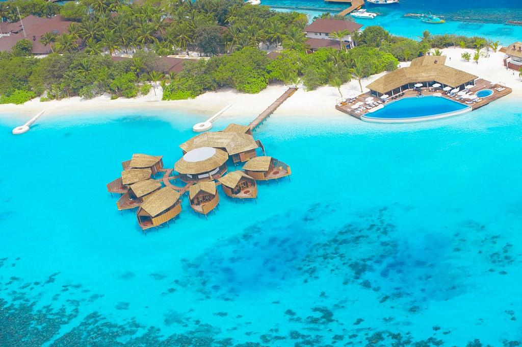 wyspy na malediwach