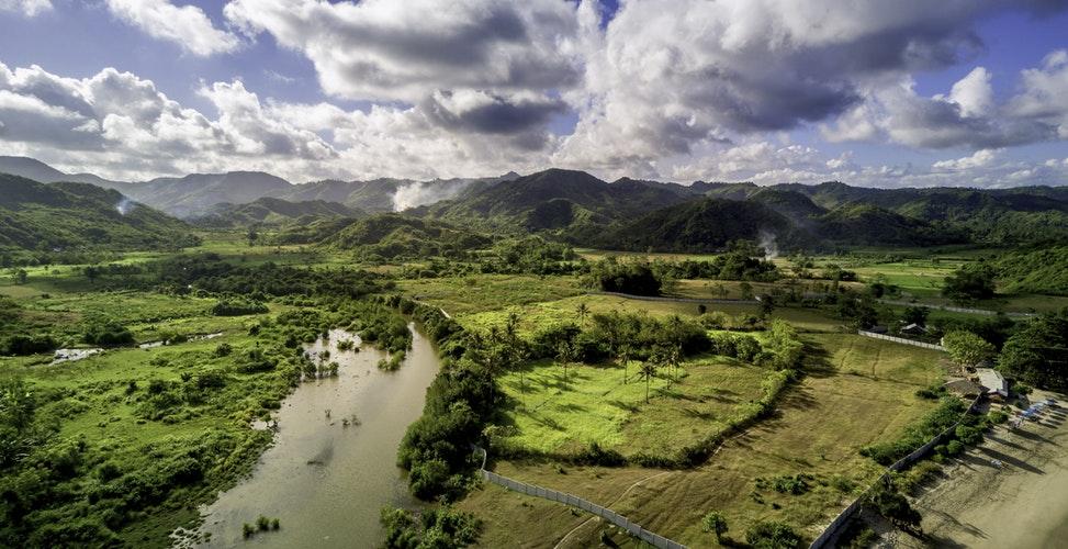 wyspa lombok indonezja