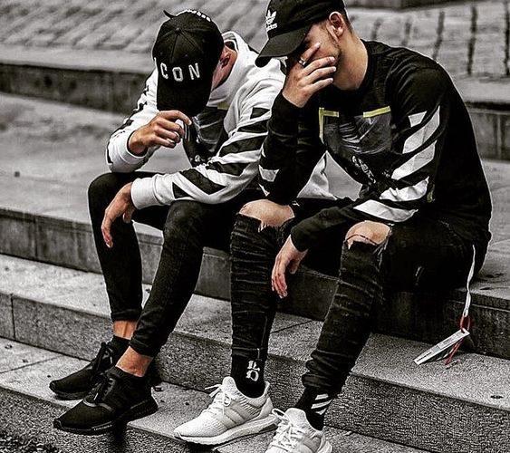 095e152a Home Moda Ubrania męskie Jeansy Jakie buty do jeansów dla faceta?